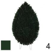 Coroana funerara artificiala plastic nr.4