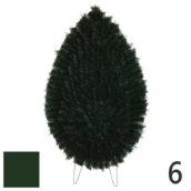 Coroana funerara artificiala plastic nr.6