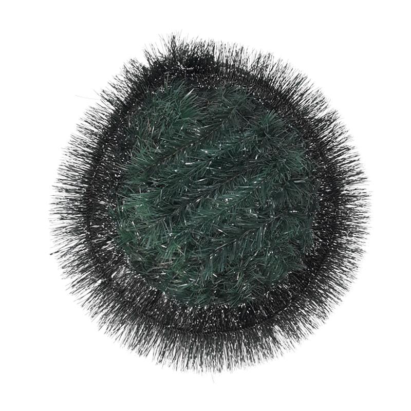 Coroana funerara rotunda metal C040