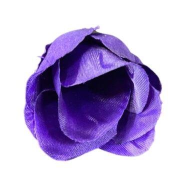 Boboc trandafir albastru mov